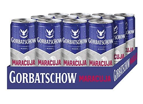 Gorbatschow Maracuja Wodka Dose (12 x 0.33 l)