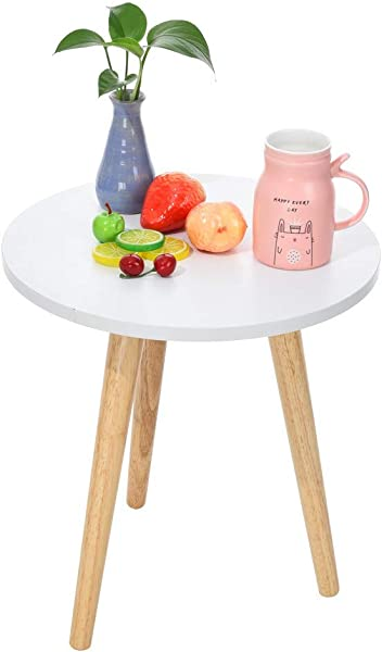 Lavany Coffee Tables Nordic Style Minimalist Modern Garden Coffee Table Side Table Home Decor US Stock S 15 74 16 5inch