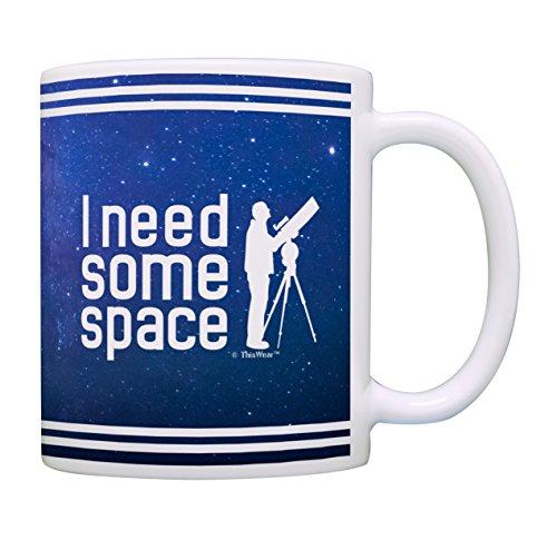 Galaxy Mug I Need Some Space Camp Mug Adventure Mug Camping Present Camping...