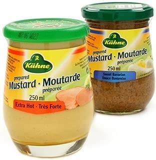 Kuhne German Mustard - Sweet (250 ml)