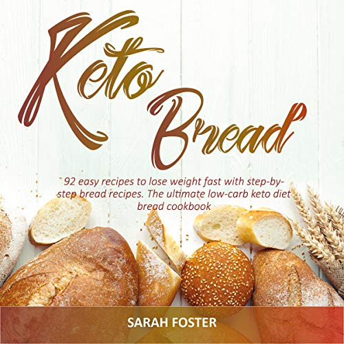 Keto Bread cover art