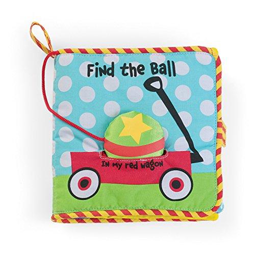 Manhattan Toy - Cahier d'activités - Trouver le ballon
