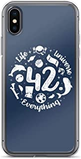Compatible for iPhone XR The Hitchhikers Guide to The Galaxy