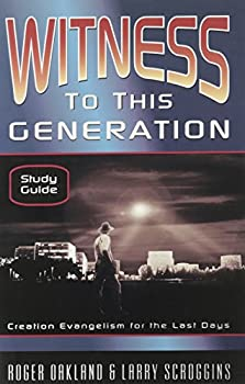 Paperback Witness To This Generation Book