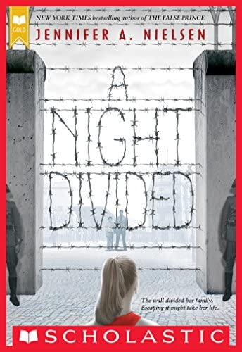 A Night Divided Scholastic Gold product image