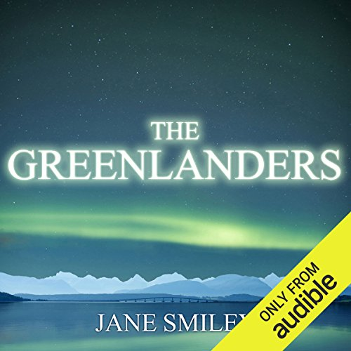 The Greenlanders audiobook cover art
