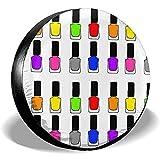 ETGeed Copertura Pneumatici per Smalto Arcobaleno Copertura Pneumatici per Jaep, rimorchio, Camper, SUV, Camion e Molti Veicoli