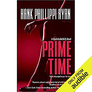 Prime Time audiobook cover art
