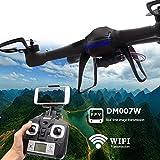 Yacool Nighthawk Dm007w Wifi in tempo reale 2.4g più nuovi Rc Quadcopter Drone...