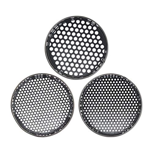 Zhao Stainless Steel Aperture Lab Standard Sifters Shakers Soil Sieve Analysis Test Sieve Garden Riddle Sieve Mesh (Color : 12mm)