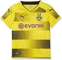 Puma Camiseta Borussia Dortmund 1ª Equipación 2017/2018 Niño y Hombre