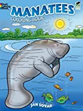 Manatees Coloring Book (Dover Nature Coloring Book)