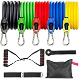 J1 Sport All-in-One Pedal Resistance Bands Set...