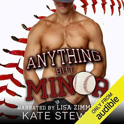 Anything but Minor Audiobook By Kate Stewart cover art