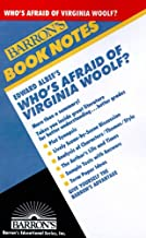 Edward Albee's Who's Afraid of Virginia Woolf? (Barron's Book Notes)