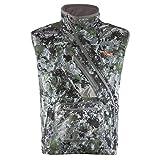 Sitka Men's Fanatic Vest, Optifade Forest, 3XL