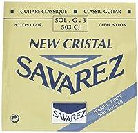 SAVAREZ サバレス クラシックギター弦 カンティーガ ハイテンション3弦 503CJ (3st)