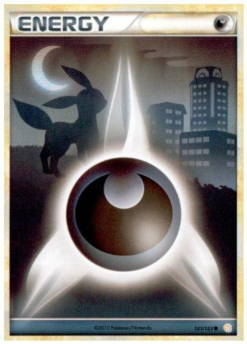 Pokemon - Darkness Energy (121) - HeartGold SoulSilver