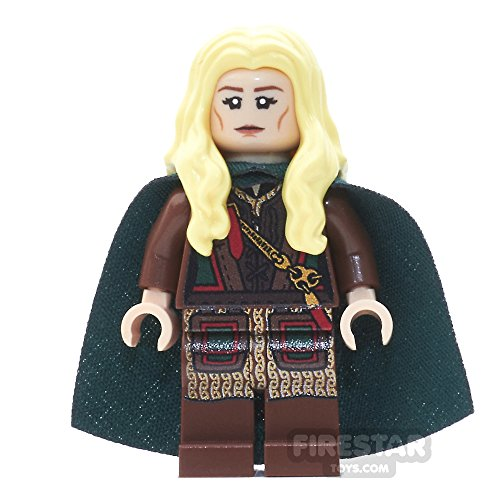 Custom Design Minifigure - Lord of The Rings Eowyn - Adult Collectors Edition