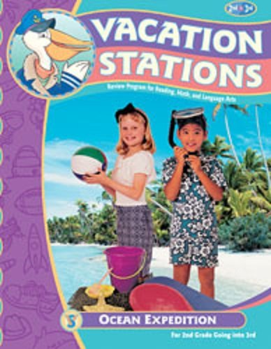 BJU Press Vacation Stations Ocean Expedition Gr 2-3