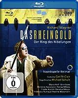 ワーグナー:ニーベルングの指環 前夜劇「ラインの黄金」 [Blu-ray]