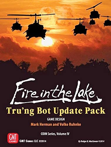 Fire in The Lake Tru ng Bot product image