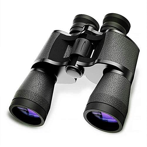 AYDQC Wasserdichtes Fernglas 20x50 Nacht Tragbarer Teleskop Professional Hoch Vergrößerung Zoom Binocular for Outdoor Jagd Reisen Concert fengong