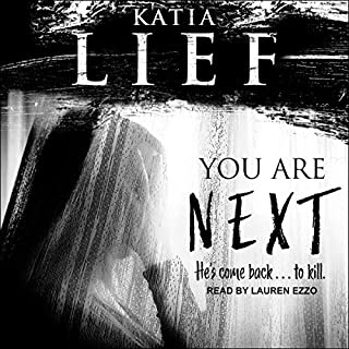 You Are Next audiobook cover art