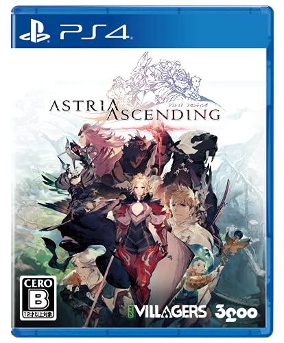 PS4版 アストリア アセンディング 【早期購入特典】クリアファイル外付