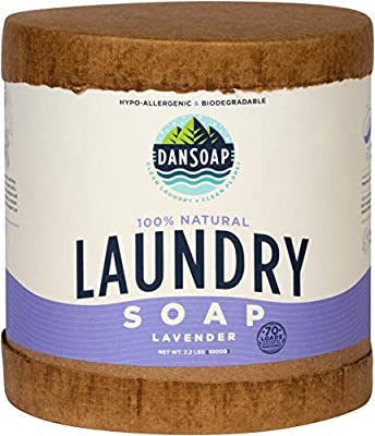 DanSoap Natural Laundry Soap
