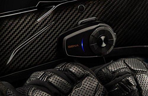 10S, Bluetooth-Kommunikationssystem für Motorräder und Roller - 3