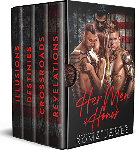 Her Men of Honor: Power of Love Reverse Harem Collection