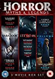Horror Myths & Legends Boxset (The Babadook / IT Follows / Let Me In) [DVD] [2019]
