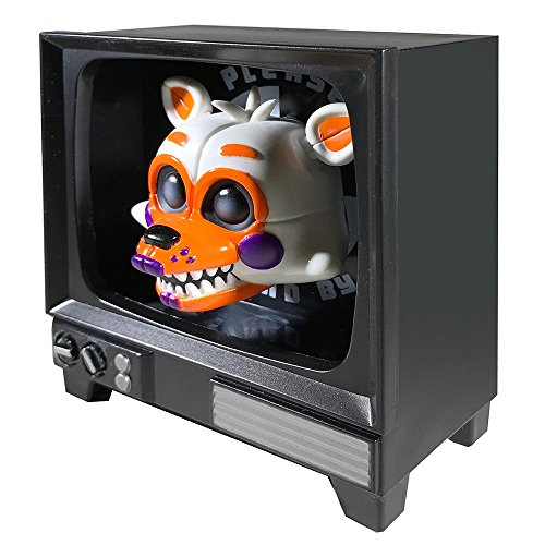 Funko - Figurine Five Nights at Freddys Sister Location - Lolbit Fall Convention 2017 Pop 10cm - 0889698208932