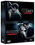 Pack: Cincuenta Sombras De Grey + Cincuenta Sombras Mas Oscuras [DVD]
