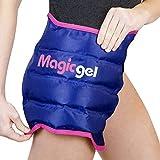 Bolsa de gel frío calor para cadera reutilizable – Bolsa hielo lesiones cadera - Alivio...