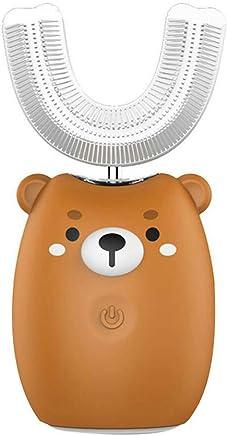 電動歯ブラシ 360°オールラウンドクリーニング充電式防水インテリジェント U型歯ブラシ