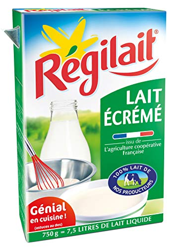 Régilait Lait en Poudre Écrémé 750 g