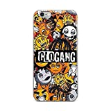 NGNHMFD GLO Gang Or No Gang Compatible con iPhone 11 Pro MAX 12 Pro MAX Mini SE...