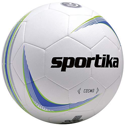 Balón de fútbol de competición Sportika Cosmo, 12 Unidades