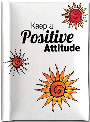 Petit livre souvenir Conserve une attitude positive.