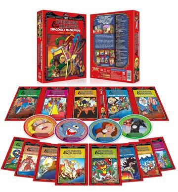 Dungeons & Dragons - Complete Series - 4-DVD Boxset ( ) [ Spanische Import ]