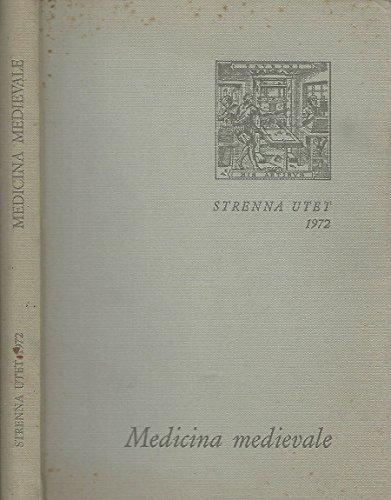 Medicina Medievale. Testi dell'alto medioevo- miniature del codice kassel- regole salutari salernitane- incisioni del fasciuculo de medicina- anatomia di mondino de liuzzi.