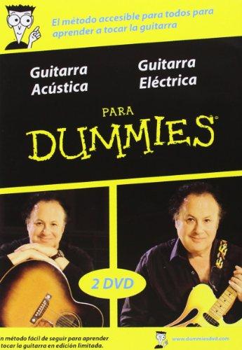 Para Dummies: Guitarra Acústica + Guitarra Eléctrica [DVD]