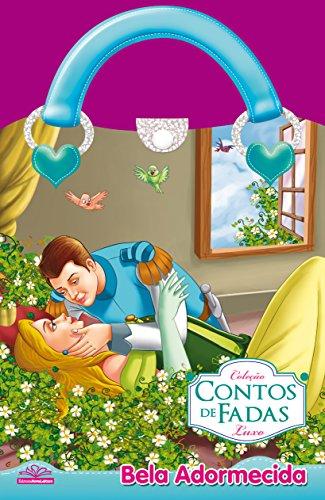 Coleção Contos de Fadas Luxo - A Bela Adormecida (Portuguese Edition)