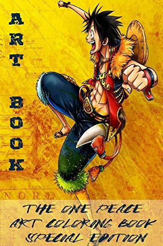[画像:ART BOOK - The One Peace Art Coloring Book - Special Edition]