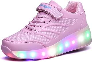 Led Luces Zapatos con Ruedas para Pequeños Niños y Niña