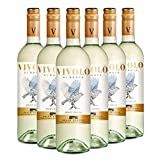 📦 CONTENUTO - A casa riceverai 6 bottiglie da 750 ml di vino bianco Vivolo, Pinot Grigio Delle Venezie DOC. Vino dal colore giallo paglierino, al palato risulta secco, equilibrato e morbido grazie alla sua corposità. Il bouquet persistente e floreale...