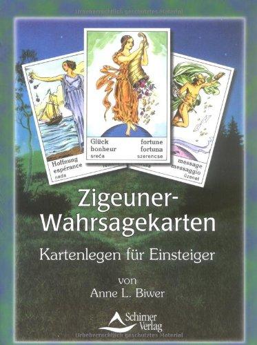 Zigeuner-Wahrsagekarten: Kartenlegen für Einsteiger