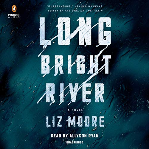 Long Bright River audiobook cover art